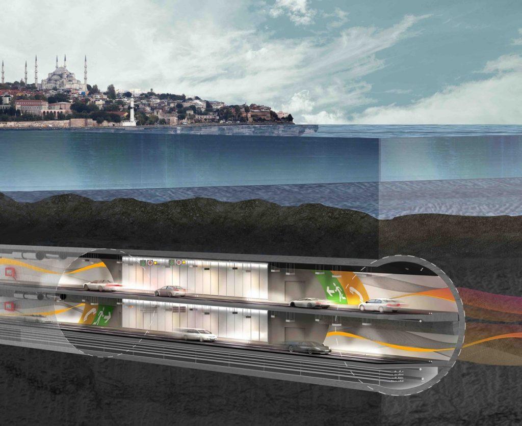 تونل اوراسیا استانبول