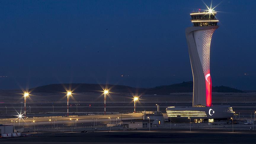 دسترسی به فرودگاه جدید استانبول