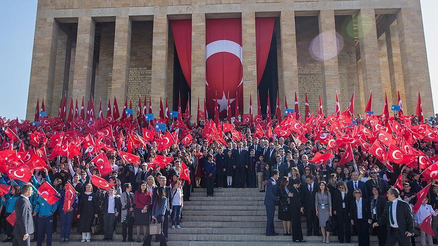 روز کودک در ترکیه