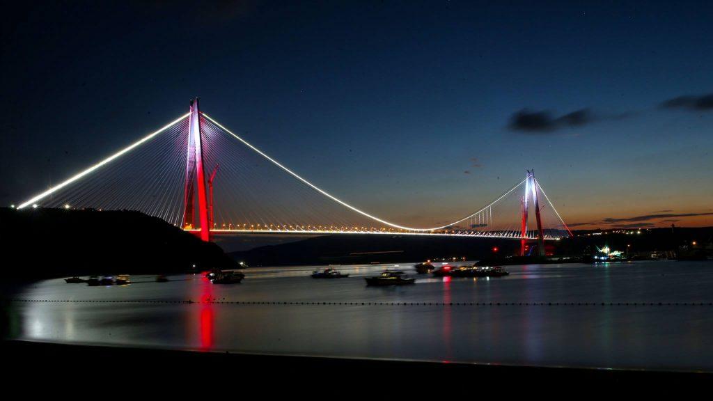 پل سلطان سلیم استانبول