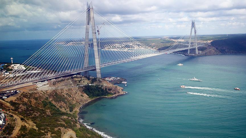 پل سلطان یاووز سلیم استانبول
