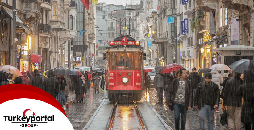 ۶ خیابان معروف استانبول و جاهای دیدنی آنها