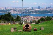 تپه ی چاملیجا ( çamlıca tepesi ) استانبول