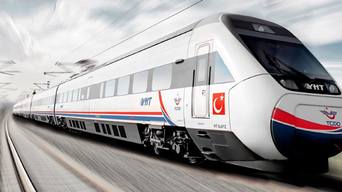 سفر با قطار به ترکیه