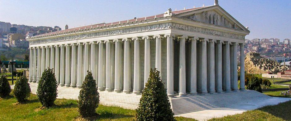 معبد آرتمیس ازمیر ترکیه