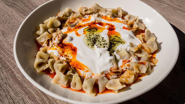 معرفی مانتی غذای محبوب ترکیه ای