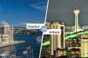 استانبول یا آنکارا - مقایسه دو شهر استانبول و آنکارا