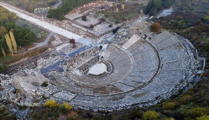 شهر تاریخی افس ازمیر ترکیه