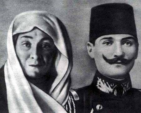 پدر و مادر آتاتورک