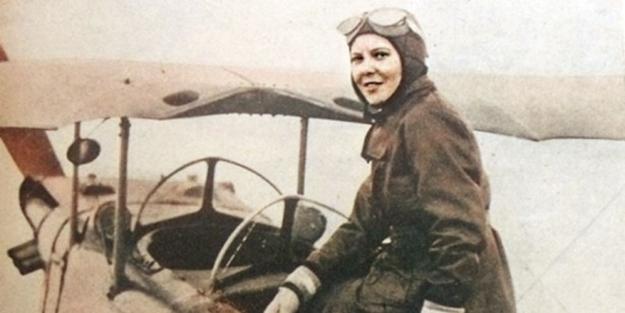 صبیحا اولین خلبان زن ترکیه