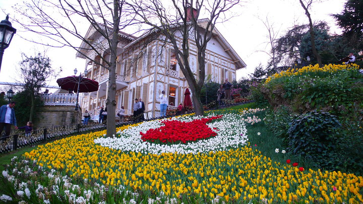 پارک امیران استانبول
