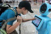 ورود روبات های هوشمند به فرودگاه استانبول