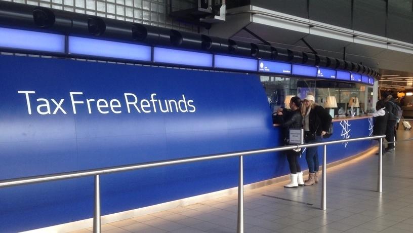 نحوه بازگشت مالیات پرداخت شده هنگام خرید (TAX FREE)