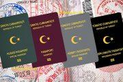انواع پاسپورت در کشور ترکیه