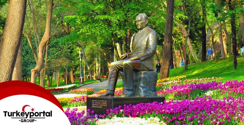 موزه ای به نام پارک گولحانه در استانبول