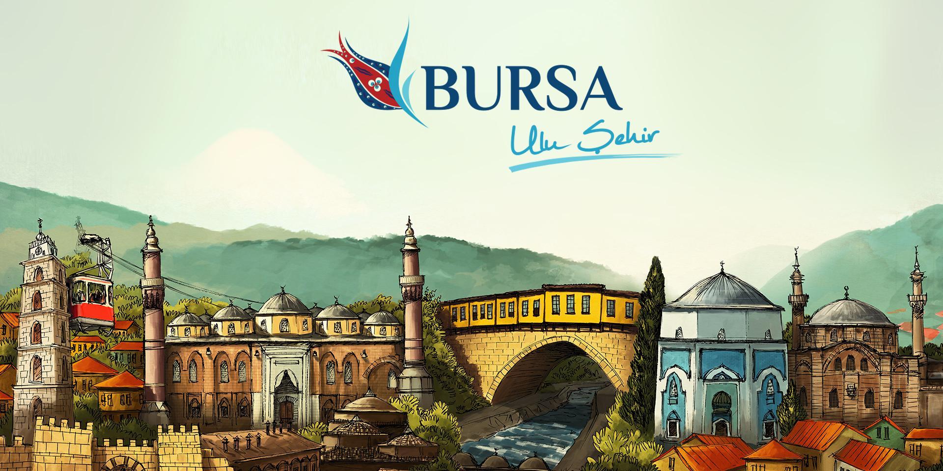 شهر تاریخی بورسا
