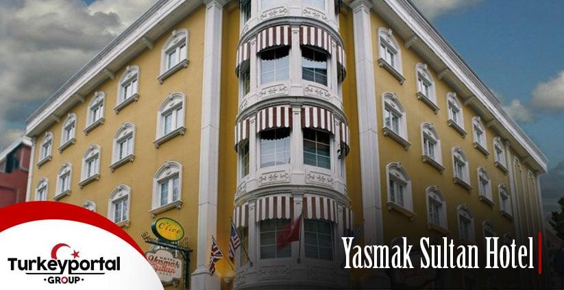 هتل یاسماک سلطان ترکیه
