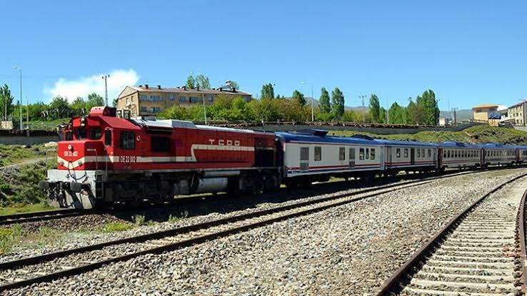 از تهران به استانبول با قطار