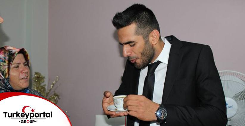 قهوه شور با شیرینی عشق از آداب عروسی ترکها