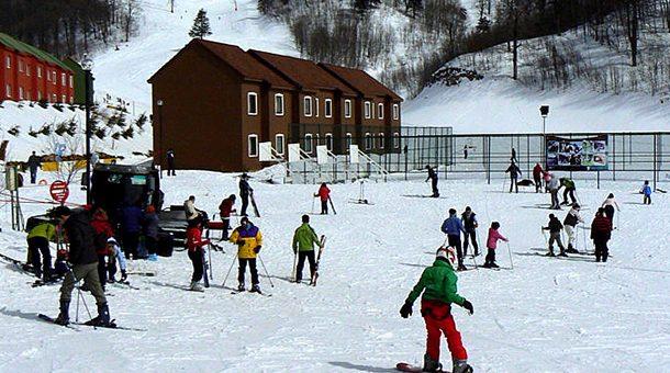 تفریحات زمستانی در استانبول