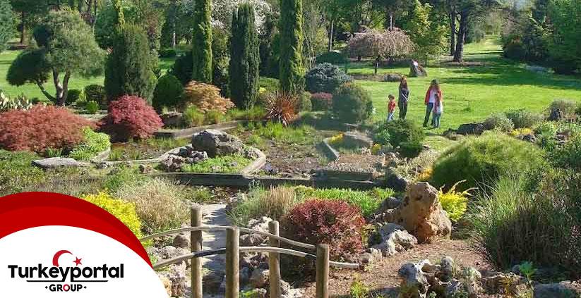 باغ گیاه شناسی شهر یالوا
