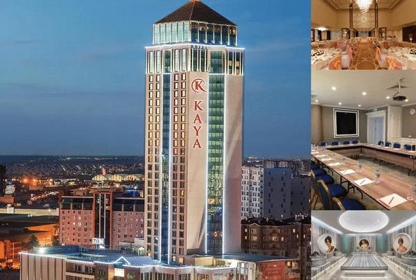 Kaya Istanbul Fair & Convention Hotel هتل کایا استانبول