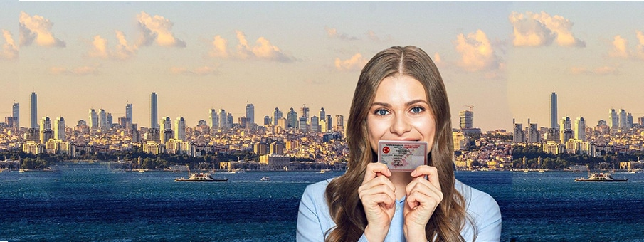 چطور میتونم اقامت توریستی ترکیه ( کیملیک کارت ) بگیرم؟