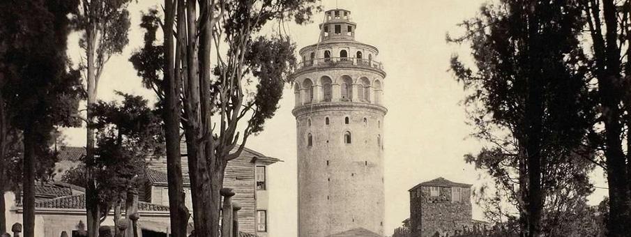 برج گالاتا ، بازمانده ای از دل تاریخ…