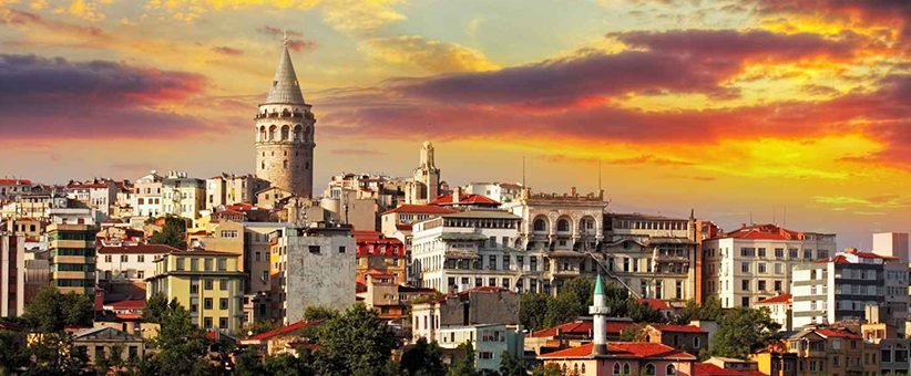 استانبول گردی در 4 روز ...