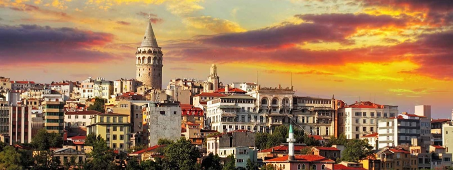 استانبول گردی در ۴ روز …