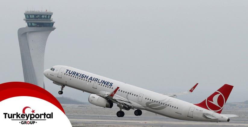 نخستین پرواز داخلی ترکیه پس از وقفه سه ماهه