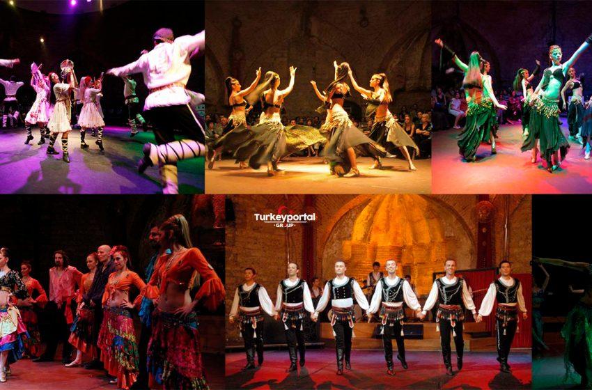 انواع رقص در ترکیه رو با توجه به منطقه و شهر بشناسیم