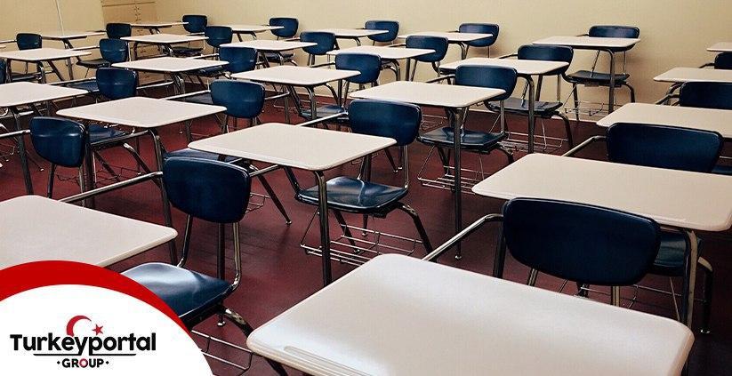 کلاسهای جبرانی مدارس ترکیه