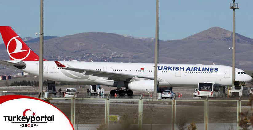 عقب افتادن پرواز های خارجی به ترکیه