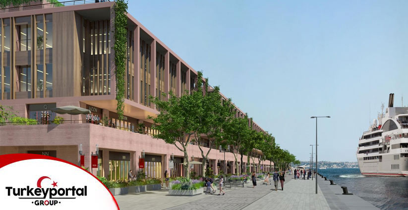 پروژه گالاتا پورت استانبول
