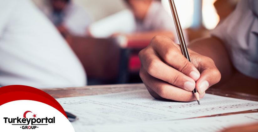آزمونهای دانشگاه های ترکیه