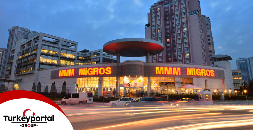 میگروس در ترکیه