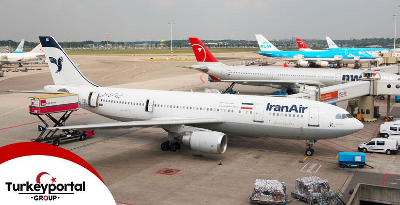 بازگشایی پروازهای ایران و ترکیه قطعی است