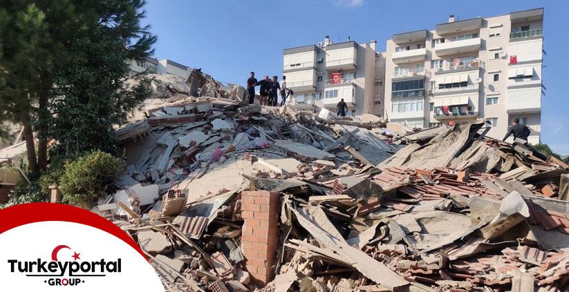 زلزله ازمیر