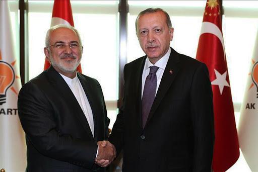 جزئیات دیدار محمد جواد ظریف با اردوغان