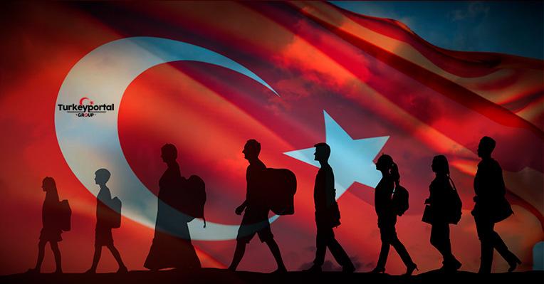 مهاجرت ترکیه