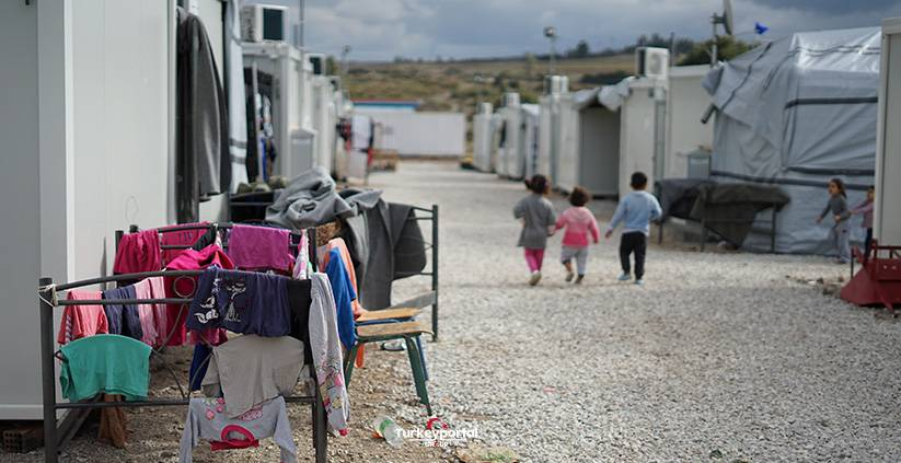 آمار پناهندگی در ترکیه