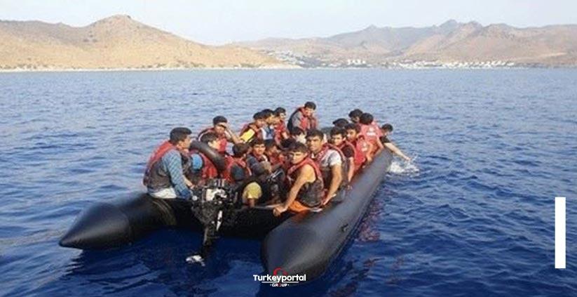 روش های مهاجرت غیرقانونی به ترکیه