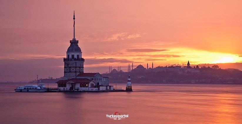 جاذبه های توریستی در استانبول