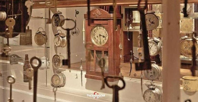 جزئیات موزه معصومیت استانبول